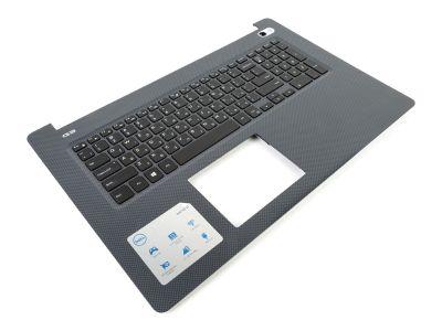 Dell G3 17-3779 Black Palmrest & HEBREW Backlit Keyboard - 0D6NDW + 03M93W