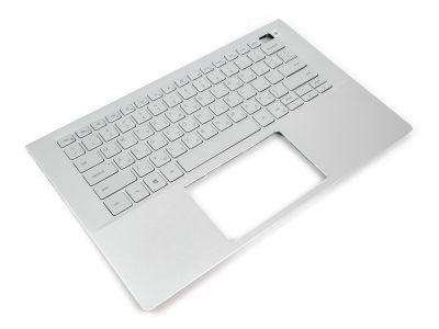 Dell Inspiron 14-5401/5402/5405 Palmrest & HEBREW Backlit Keyboard - 09TNWY + 0330DT (00030PT6)