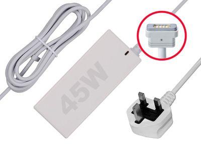 45W MagSafe 2 Macbook Air 11/13 UK Block Charger (14.85V/3.05A)