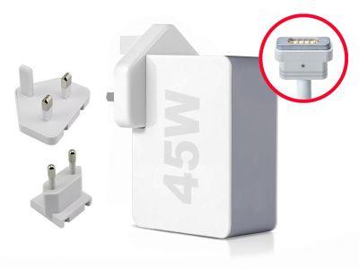 45W MagSafe 2 Macbook Air 11/13 UK+EU Wall Charger (14.85V/3.05A)