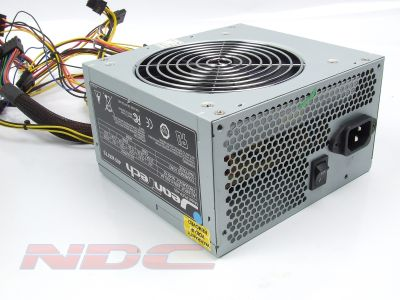 Genuine Jeantech 405W ATX Desktop PSU power Supply Unit model PUFP-405 230V