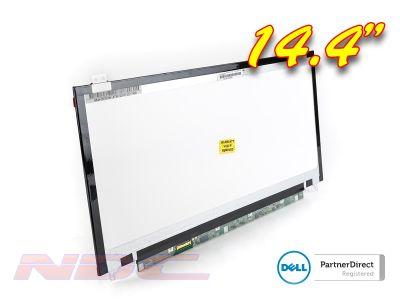 """14.4"""" Laptop LED Slim Screen Glossy SWXGA 1792x768 Chi Mei N144NGE-E41 - (A)"""
