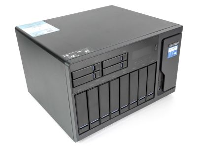 QNAP TVS-1282T3-i5-16G 12-Bay NAS Enclosure with Core-i5 and 16GB RAM
