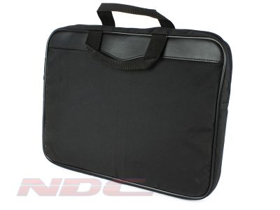 BLACK Laptop/Notebook Bag for up to 15-inch Widescreen Laptops