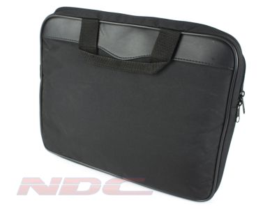 BLACK Laptop/Notebook Sleeve style Bag for up to 14-inch Widescreen Laptops