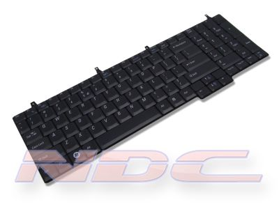 Dell Vostro 1720 US ENGLISH Laptop Keyboard - 0T351J