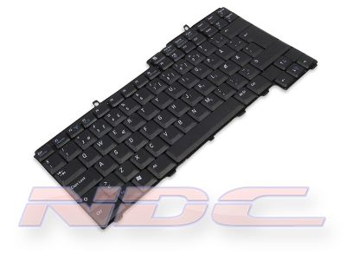 Dell Inspiron 1300/B120/B130 NORWEGIAN Laptop Keyboard - 0UD421
