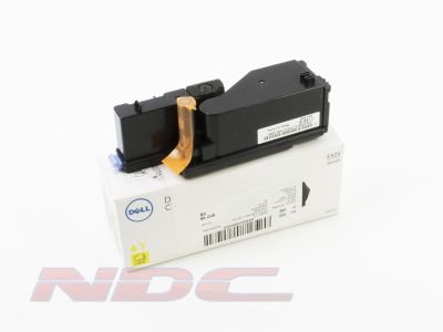 Dell Laser Toner Cartridge Yellow 1.4K Pages 3581G