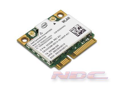 Dell Intel Centrino Advanced-N 6230 Wireless+BlueTooth 3.0+HS Combo PCI Express Half Height Mini-Card