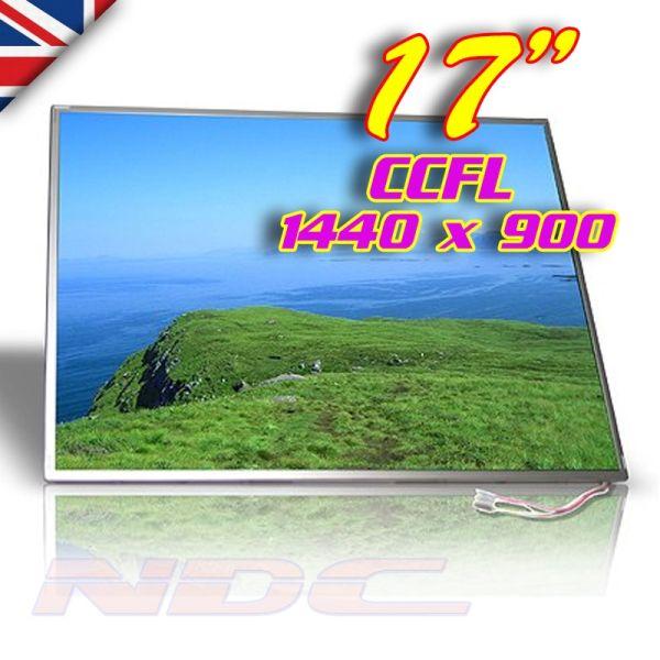 """AU Optronics 17"""" Laptop LCD Screen CCFL Glossy WXGA+  - B170PW03 V.4"""